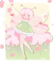 Fairy ~ by Luludia