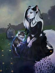 Glitter Rip Kitty01 by seasaidh