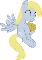 Derpy by Ocarina0fTimelord