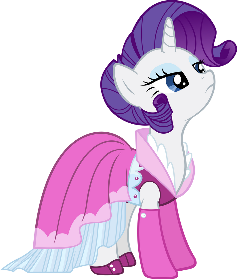 Rarity - Snobbish by Ocarina0fTimelord