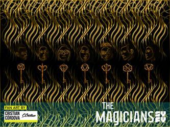 The Magicians Fan Art by C-Cris21
