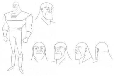 ANIMATION: Superman: Ubu by StephenBJones