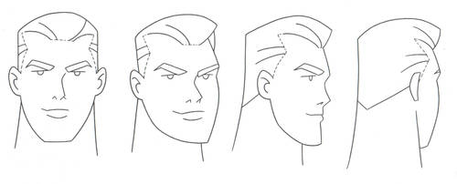 ANIMATION: Batman Beyond: Nelson Nash turn by StephenBJones