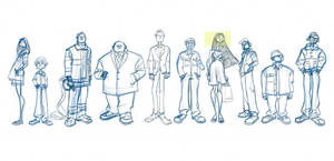 ANIMATION: Development line-up by StephenBJones