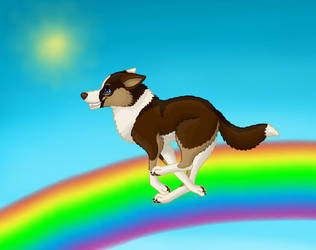 Over the Rainbow by Tienala