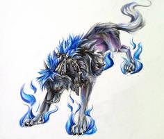 Sada Wolf by Lucky978
