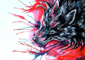Dark Wolf by Lucky978