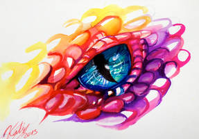 Dragon Eye by Lucky978