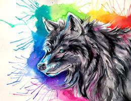 Black Rainbow by Lucky978