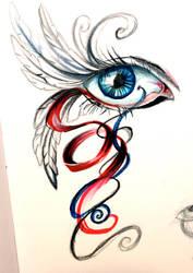 Eye Design by Lucky978