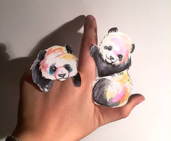 47- Panda Love by Lucky978