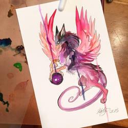 193 dark Gryphon by Lucky978