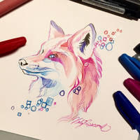 345- Mr. Fox by Lucky978