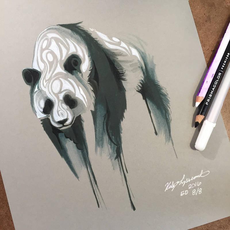 Panda Glicee 8 by Lucky978