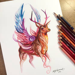 Magic Stag by Lucky978