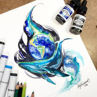 Earth Day by Lucky978