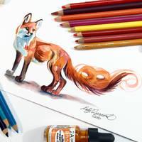 Fox 2 by Lucky978