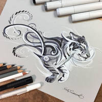 Black Tiger by Lucky978