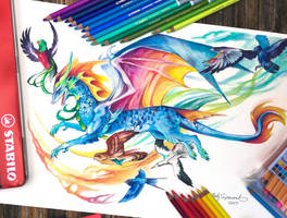 Dragon by Lucky978