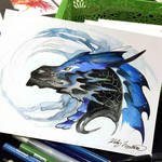 Black Dragon by Lucky978