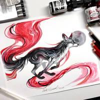12- Dark Fox by Lucky978