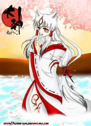 Okami : The Sun Goddess by Kumie-san