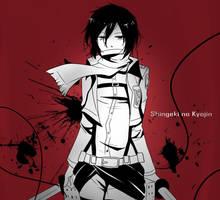 Mikasa by Kumie-san