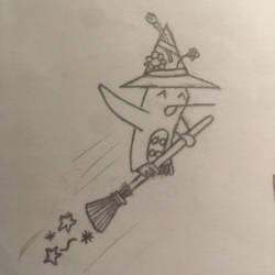 Spring doodle #1 by Primarter
