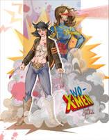 DAC Xmen Gender Swap by Kaylok
