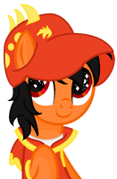[R] BBB Fire MLP Ver. by CupcakeEdits20