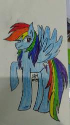 Rainbow Dish by CupcakeEdits20