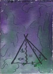 Aurora Borealis on Canvas by ci5roger