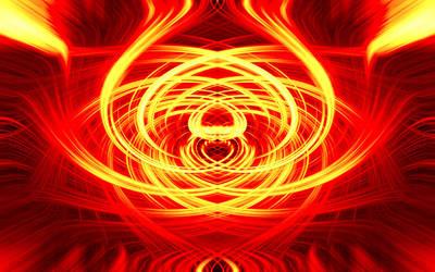 Fire Pattern by ci5roger
