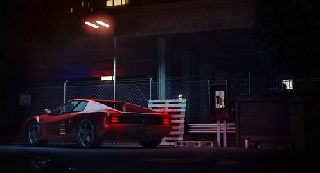 Night Call by Remy31460