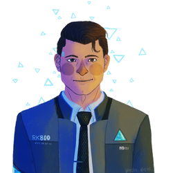 My name is Connor by star-socks