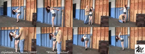 Wench Winched preview by DJ-Jynx