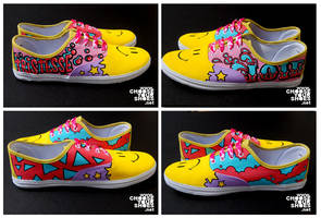 Shoes for YELLE by mburk