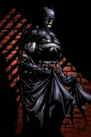 BATMAN by luisochoa