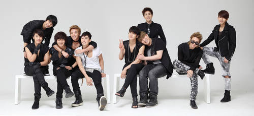 Super Junior by jocie321