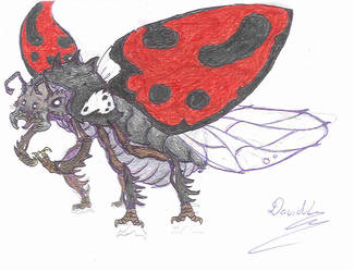 Ladybuggish by DaVLoPBoS