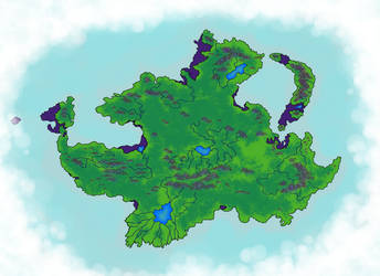 The Isle by DaVLoPBoS