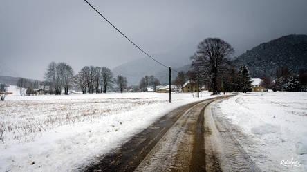 La neige by rdalpes