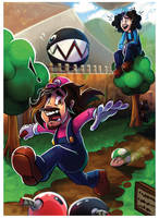 Game Grumps Charity Zine by KaceyMeg