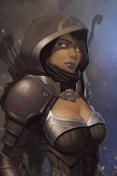 Diablo 3 Demon Hunter by KostanRyuk