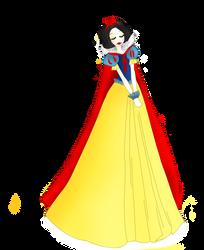 Snow White by MrsGwenie
