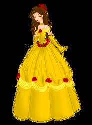 Belle by MrsGwenie