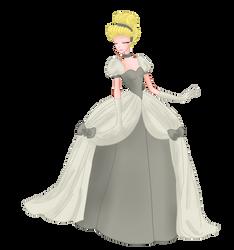 Cinderella Grey by MrsGwenie