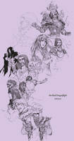The Black Dragonflight by Luridsun
