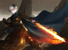 Firesword by rodmendez