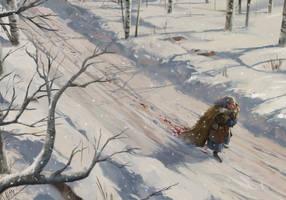 Winter Beauty by rodmendez